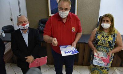 Gobernador impulsa proyecto de Ley para el uso obligatorio de tapabocas y distanciamiento social – Diario TNPRESS
