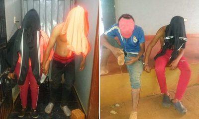 Cae gavilla de delincuentes tras asalto a mano armada – Diario TNPRESS