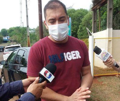 Miguel Prieto: «Quiero verlo fuera del Senado a Zacarías»