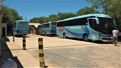 Aumentó demanda del transporte público en el Chaco tras eliminación de fases