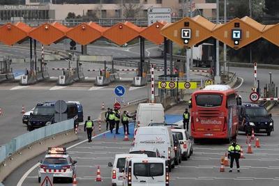 Madrid puede perder este mes cerca de un millón de turistas