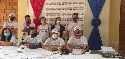 Esteños anuncian que se movilizarán hasta lograr la expulsión de Zacarías del Senado