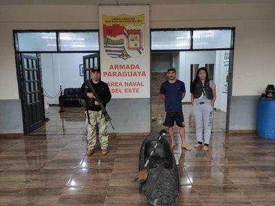 Brasileños sorprendidos al intentar ingresar al país de forma ilegal en kayak