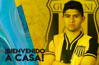 Antonio Marín regresa a Guaraní