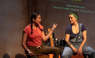 "HOY / La obra de teatro documental ""Ahata Aju"", disponible en Passline este fin de semana"