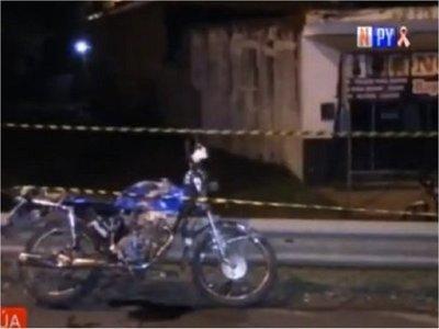 Motociclista pierde la vida en un accidente en Encarnación