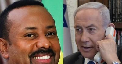 La Nación / Etiopía se acerca a Israel tras acuerdos de paz con países árabes