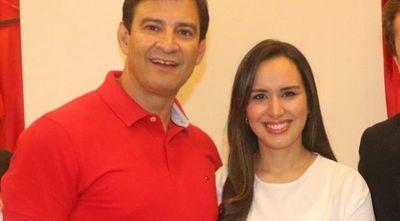 Mi amor, ¿voy a votar en contra?, ¿verdad?, consulta Silvio Ovelar