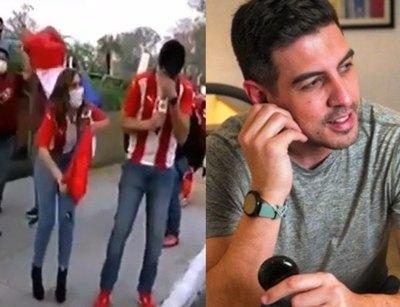 """Crónica / A Chiche le dejaron sin su """"primera vez"""""""