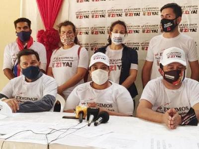 Organizaciones exigen pérdida de investidura de Javier Zacarías Irún