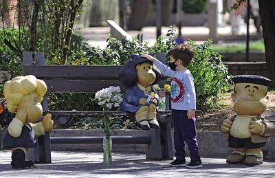 El legado de Quino y Mafalda