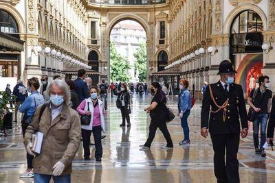 Segunda ola de contagios bate récords en Europa