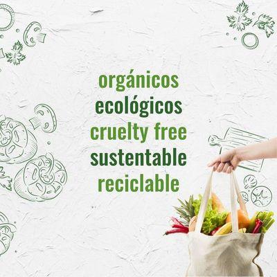 Emprendimiento que invita a comprar orgánico