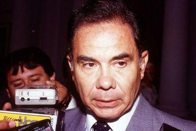 """""""Te quiero papá"""": Las palabras del hijo del exvicepresidente Argaña, quien hubiera cumplido 88 años"""