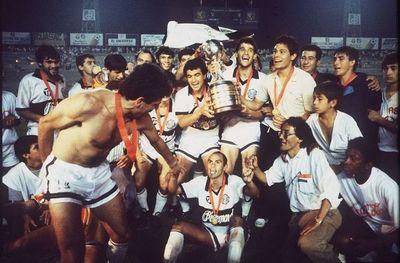 Tres décadas de la segunda Copa Libertadores de Olimpia