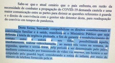 Paraguaya no puede recuperar a su hijo que está en Brasil