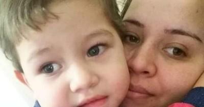 La Nación / Compatriota que está en Brasil denuncia que no le dejan ver a su hijo hace 115 días