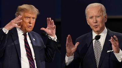 HOY / Cancelan el debate del jueves entre Trump y Biden