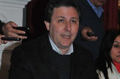 """Filizzola tilda de """"linchamiento"""" el pedido de pérdida de investidura de Hugo Richer, Sixto Pereira y Pedro Santacruz"""