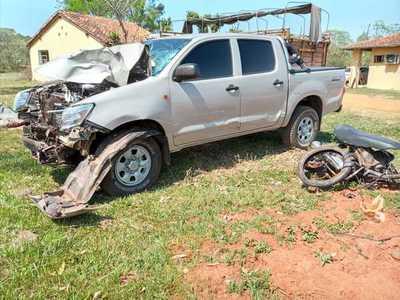 Familia fallece en trágico accidente en Coronel Oviedo