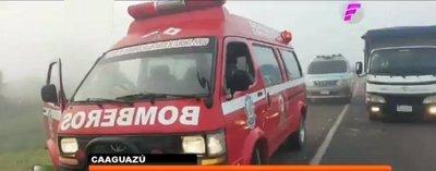 Tragedia en Caaguazú: Familia muere en accidente de tránsito