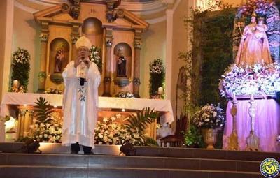 Arzobispo de Asunción con Covid-19 positivo •