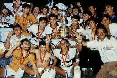 El Rey conmemora 30 años de su segunda Copa Libertadores