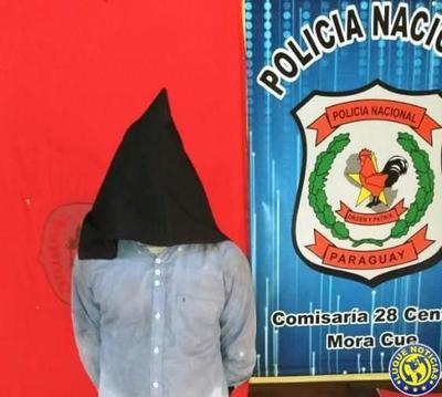 Detienen a 2 hermanos tras asaltar a pasajeros en Luque •