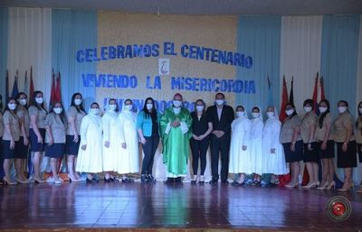 """Congregación """"Hijas de la Misericordia"""" celebra 100 años de fundación"""