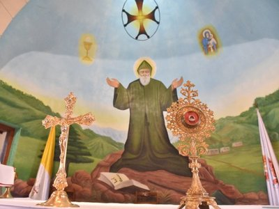 Pedirán a San Chárbel que proteja al Paraguay