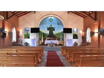 La  misa de entronización de San Chárbel se realiza hoy
