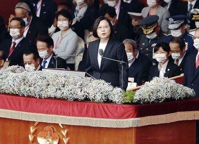 """Taiwán pide """"coexistencia"""" con Pekín, sin sometimiento"""