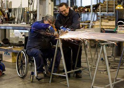 MTESS habilitará talleres para emprendedores con discapacidad