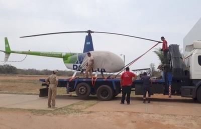Imputan a dueño de aeródromo allanado en Areguá