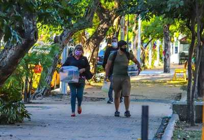 Anuncian manifestación en Salto del Guairá si no se abre la frontera el 15 de octubre