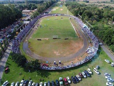 Quieren transferir el Parque del Guairá a la liga gua'i