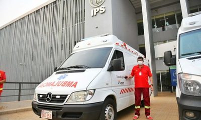 Ambulancias UTI contratadas para el Integrado ya realizaron 338 atenciones