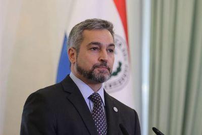 Abdo resalta que Paraguay registra la menor caída del PIB en América Latina