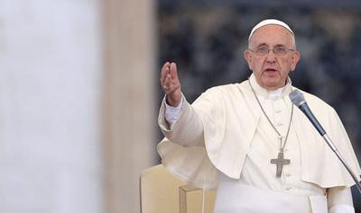 Papa Francisco lamentó los incendios forestales ocurridos en Paraguay y en otras regiones