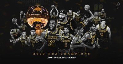 Campeones: Aplastantes Lakers dominan la NBA