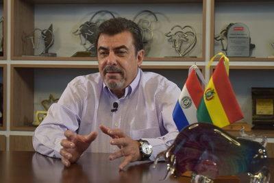 """Jair Lima: """"FrigoNorte nos permite aumentar la faena mensual y mejorar la facturación, es muy importante"""""""