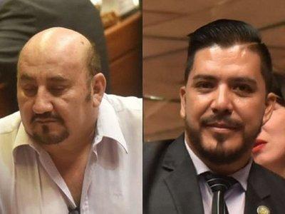 Dos liberales imputados no reculan  y uno amenaza con destituir a Amarilla