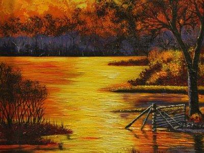 Arte que rescata la belleza de la naturaleza y aboga por su cuidado