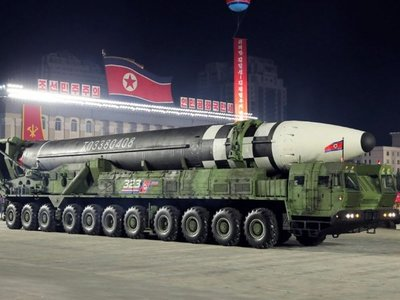 Nuevo misil de Corea del Norte es un peligro para EEUU, afirman expertos
