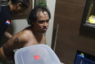 HOY / Detienen a exmilitar brasileño en condominio de Salto del Guairá