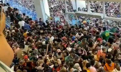 Brasil: multitudinaria inauguración el mismo día que el país llegó a 150 mil muertos por Covid-19