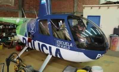 Imputan a dueño de hangar donde guardaban helicóptero argentino