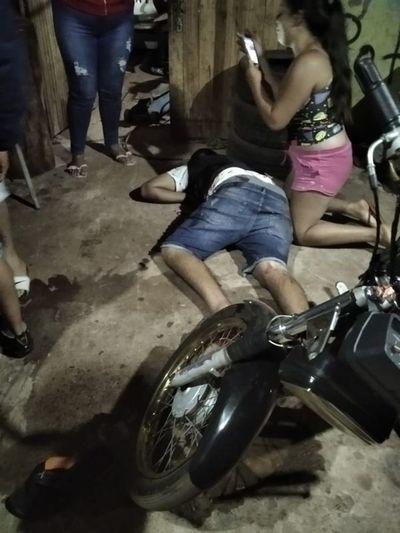 Matan a tiros a un sujeto en Pedro Juan Caballero