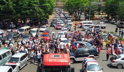 El Este vuelve a salir a las calles para exigir pérdida de investidura del ladrón Javier Zacarías Irún del Senado – Diario TNPRESS