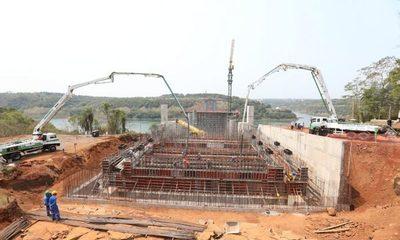 Puente de la Integración crece sin pausas en la margen paraguaya – Diario TNPRESS